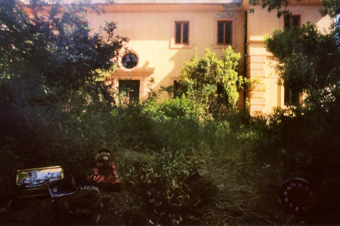 Ptogetto fotografico di Francesca Guarnaschelli Ingrid Thulin Il posto delle fragole