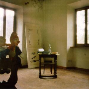 Ptogetto fotografico di Francesca Guarnaschelli Ingrid Thulin Il silenzio Tystnaden