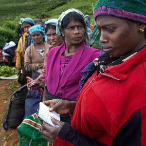 Progetto fotografico le madri di Ceylon di Francesca Guarnaschelli gruppo
