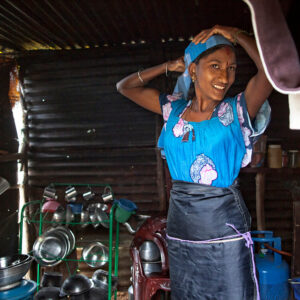 Progetto fotografico le madri di Ceylon di Francesca Guarnaschelli beltà