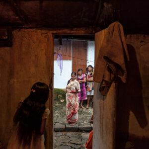 Progetto fotografico le madri di Ceylon di Francesca Guarnaschelli viste
