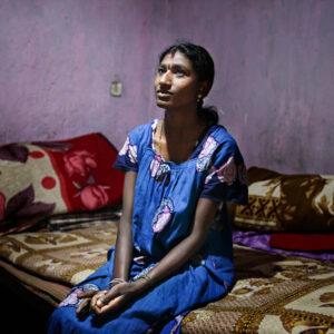 Progetto fotografico le madri di Ceylon di Francesca Guarnaschelli raccoglimento
