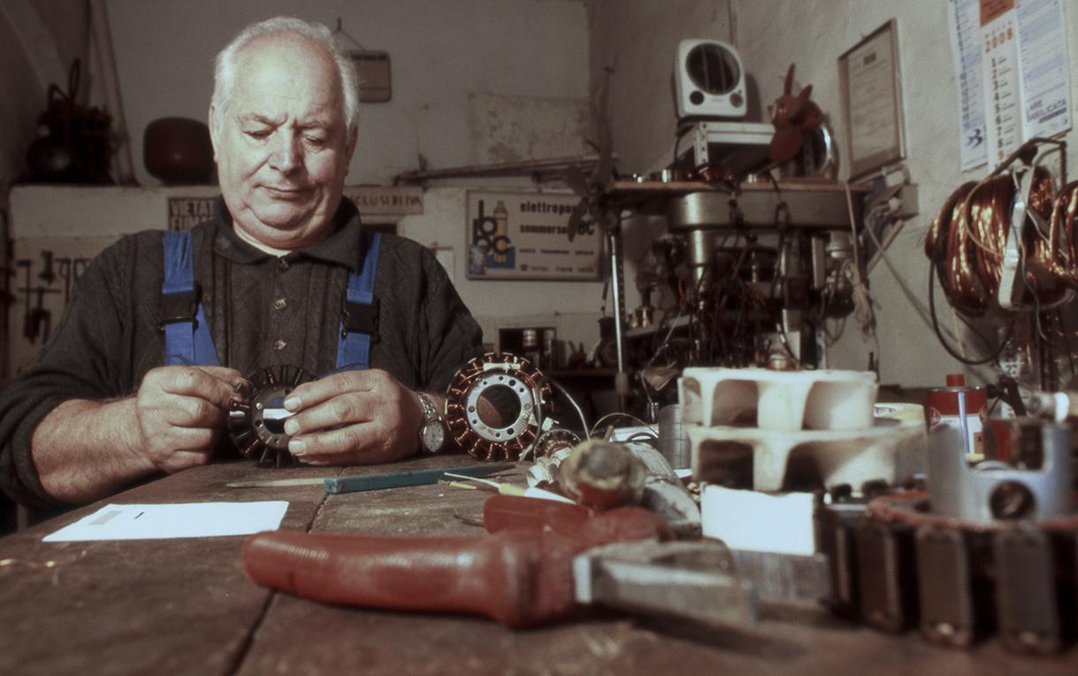 Artigiani a Roma Riparatore di Motori