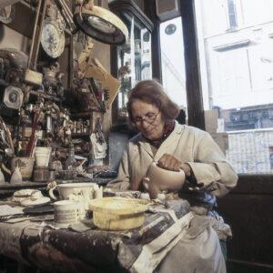 Artigiani a Roma Bambole