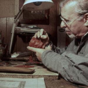 Artigiani a Roma Cesellatore