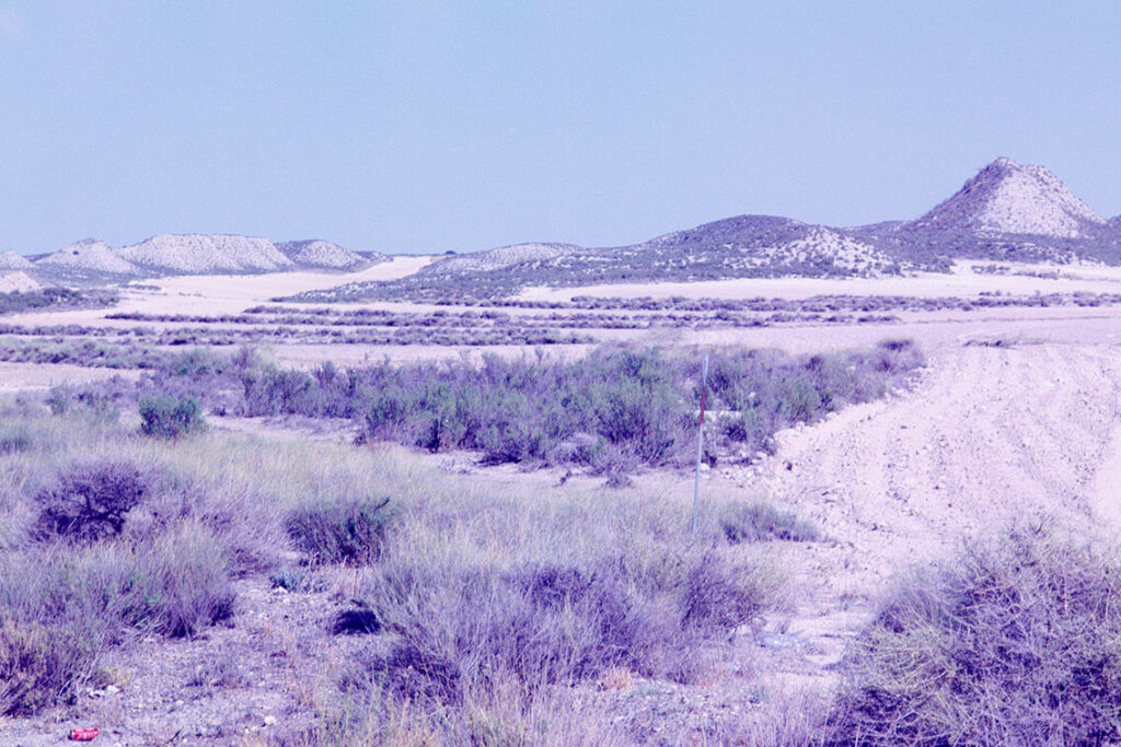 Monegros Huesca Saragoza Spagna 2